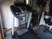 NordicTrack T7.0 space saving folding treadmill. Bargain price!