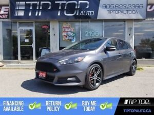 2015 Ford Focus ** ST, Manual, Leather, Nav, Bluetooth **