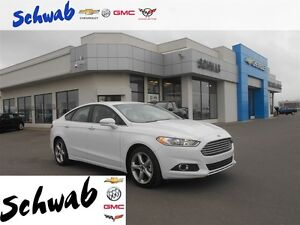 2016 Ford Fusion 4DR SDN, Rearview Camera, Sync Technology, EcoB
