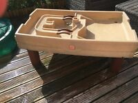 Step 2 sand and water playtable