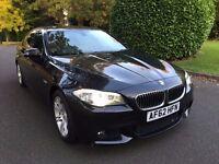 BMW 5 SERIES 2.0 525d M Sport 4dr **HEAD UP DISPLAY*BIG SPEC..** PLZ CALL 07563585526