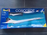Revel Concorde model airfix kit 04257