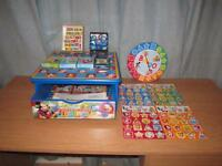 Toy MICKEY MOUSE CLUBHOUSE GAME WITH 8 GAMES + Bonus