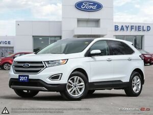 2017 Ford Edge SEL |AWD|NAVIGATION|SUNROOF|LEATHER|COLD WEATH...