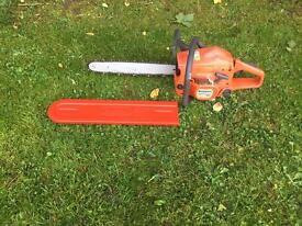 Husqvarna 137 E Series Chainsaw 2006 2 Stroke Garden Tree Cutting Surgeon Petrol