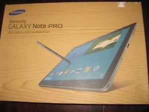 "Samsung Galaxy Note Pro 12.2"" Tablet. SM-P900. Touchscreen. Wifi. Octa Core processor, 32GB, S-Pen. Stunning HD Display"