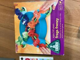 Frenzy frogs elc