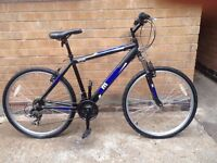 MENS HYBRID TOP SPEC MOUNTAIN BIKE IN MINT CONDITION