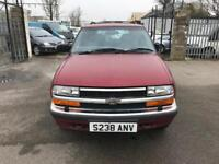 Chevrolet Blazer 4.3 V6 Automatic Petrol