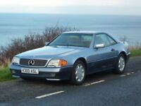 FOR SALE: MERCEDES SL 300-24 (R129)