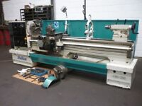 600 DALIAN 560 X 2000 GAP BED CENTRE LATHE