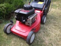 MTD Petrol mower px considered