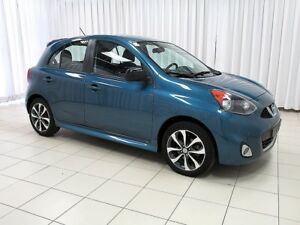 "2015 Nissan Micra """"ONE OWNER"""" 1.6 SR PURE DRIVE 5DR HATCH w/ B"