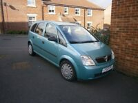 Nice Vauxhall Meriva for spares or repair