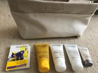 Decleor gift bag with products