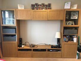 Ikea Besta TV unit & storage