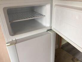 Retro 'hoover' fridge freezer