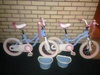 14inch girls bikes