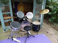 Performance Percussion/Pearl Drum Kit