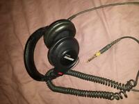 Shure 840 headphones