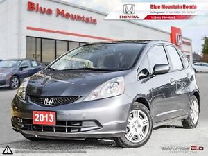 2013 Honda Fit LX (M5)  only 36,700kms