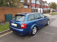Superb AUDI avant 1.9 TDI S-line, low mileage, full service history!!!