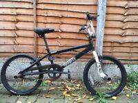 Reebok BMX type stunt bike