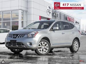 2011 Nissan Rogue SL // AWD // NAVIGATION // SUNROOF //