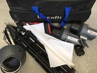 Interfit EX150 Studio lighting kit