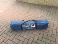 Hi gear quick comfort camp bed X 2. Self inflating mattress X 2. Great condition.