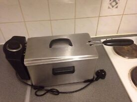 Stainless steel Pro Fryer 3 Litre