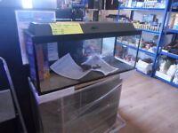 Brand Nw Unused 3ft Aquarium