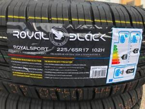 All Season 225/65R17 Set of Four Brand New $340.00 on Summer sale!!