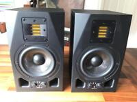 Adam A5X Pair of Studio Monitors