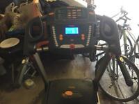 York fitness T301 diamond treadmill