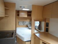 BAILEY OLYMPUS 2011 TWIN AXLE CARAVAN