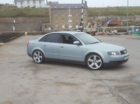 Audi a4 1.9tdi pd130 Years MOT