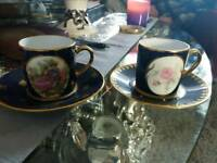 Josephine emmanual thomas cups and saucers
