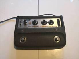 Boss CE-1 Ensemble Stereo Chorus Vintage 1970s