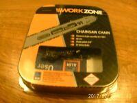 Workzone (ALDI) 2300W Electric Chainsaw. Brand new, unwanted gift