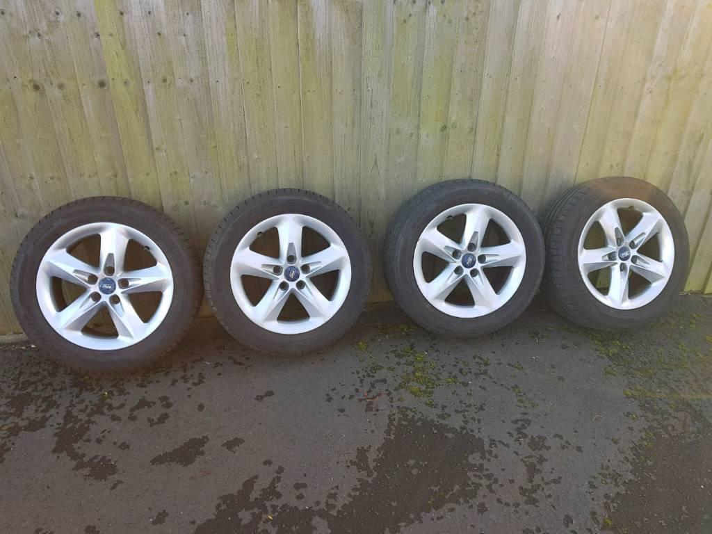 Ford focus 16inch alloy wheels