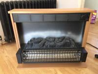 Dimplex electric heater free