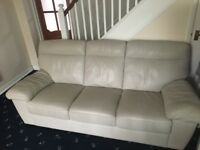 3 seater sofa and 1 armchair excellent condition