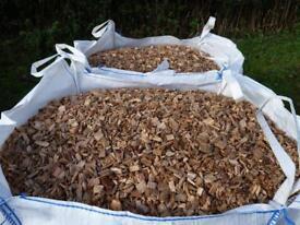 Woodchip bulk bag/ lose