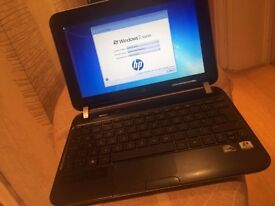 HP MINI 210 CHARCOAL GREY