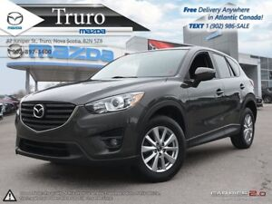 2016 Mazda CX-5 $86/WK TAX IN! LEATHER! AWD! ONE OWNER! SUNROOF!