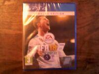 PS4 RONALDO EDITION FIFA 18