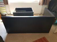 IKEA MALM desk - Black
