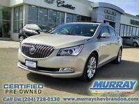 2014 Buick LaCrosse Sdn Leather FWD w/1SL *Heated Leather* *Pano
