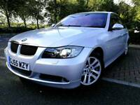 ((BMW 3 Series 320d 2.0 Fully loaded iDrive HPI CLEAR 2KEYS))